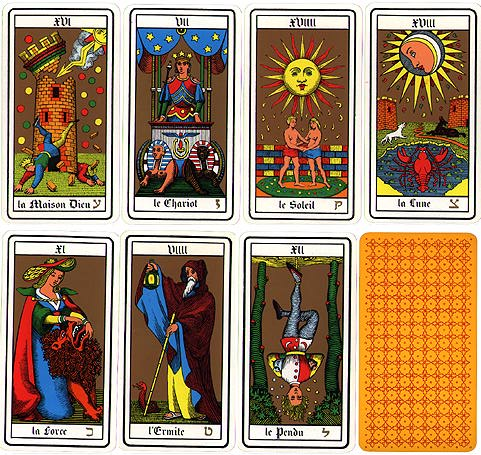 Oswald Wirth's Major Arcana