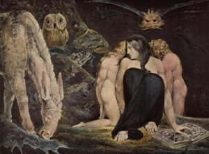 Ecate - William Blake (1795)