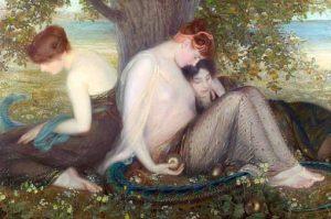 Hesperides - A. Herter