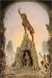 New Moon in Capricorn: Standing in the Light of Love and Truth