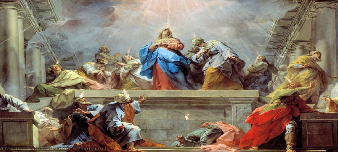 The Esoteric Meaning of Pentecost