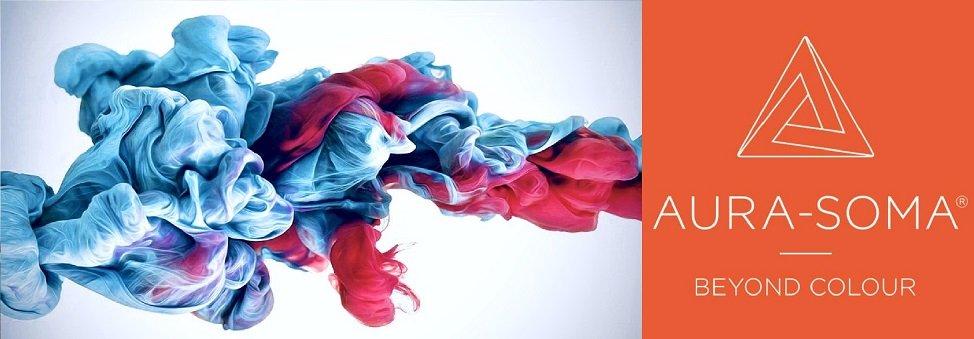 Aura-Soma® Pan B117 - Turquoise/Red